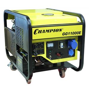 Бензогенератор Champion GG11000E
