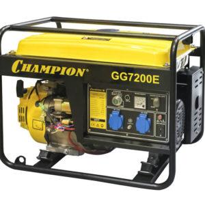Генератор бензиновый Champion GG7200