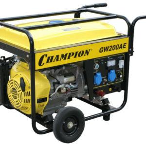 Бензогенератор Champion GW200AE