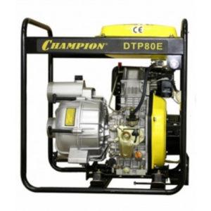 Мотопомпа Champion DTP81E